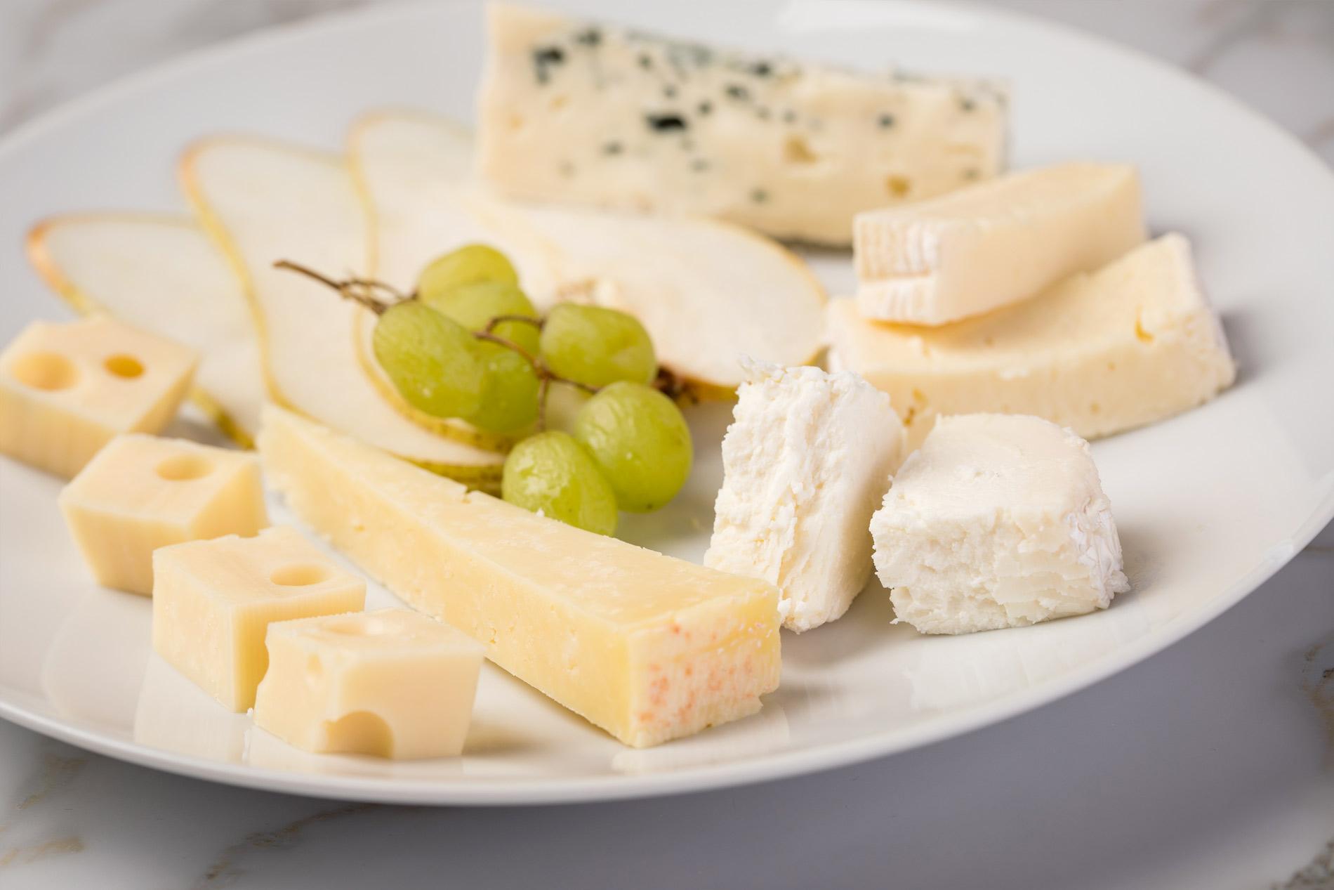 formaggio e pere abbinamento