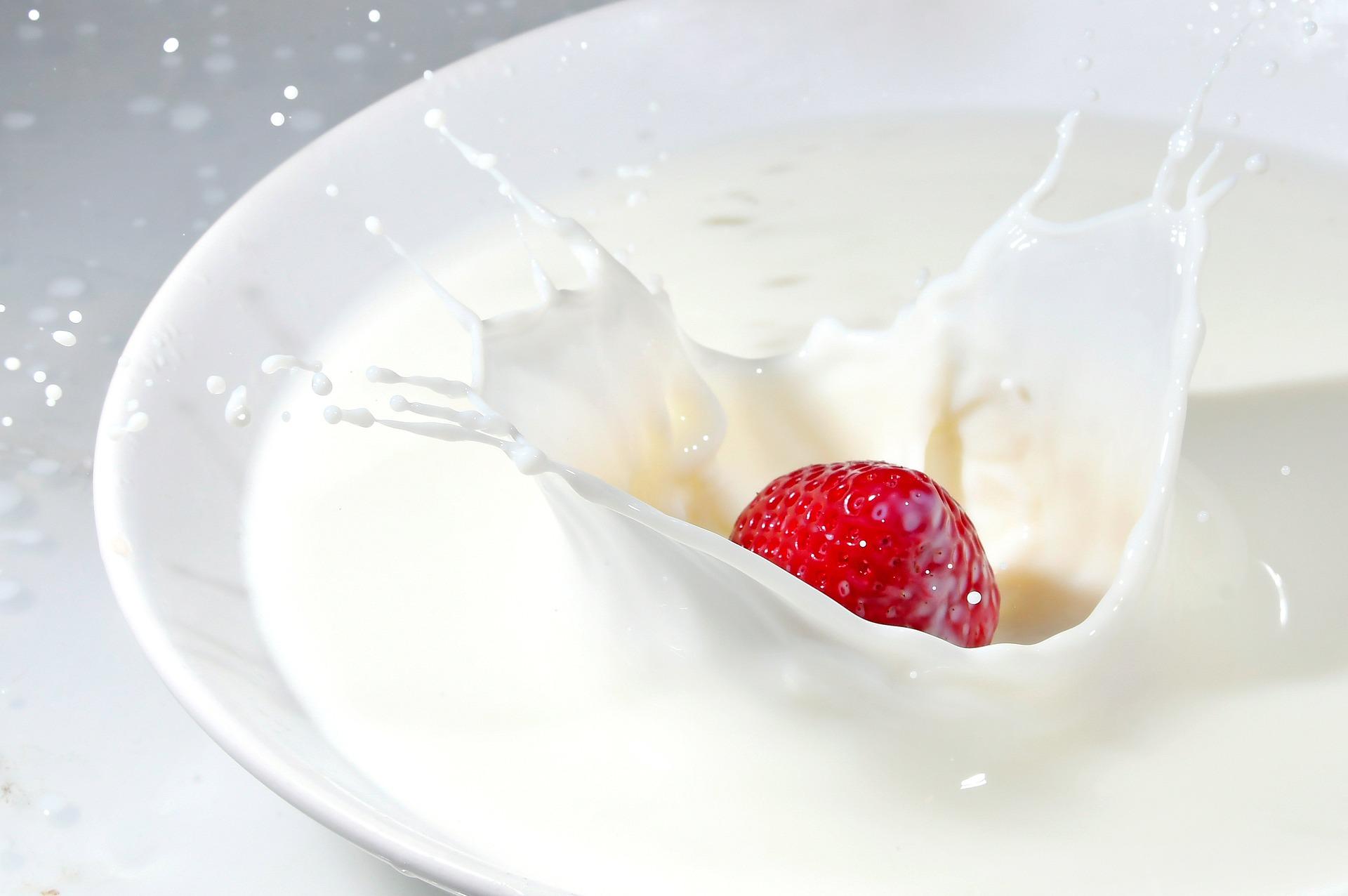 valori nutritivi latte