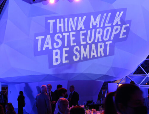 """Le cooperative mostrano il lato cool del latte con lo spot """"Think Milk, Taste Europe, Be Smart!"""""""